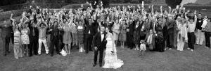 Our wedding in Gradara, Italy